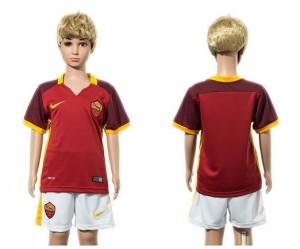 Camiseta nueva AS Roma Ninos 2015/2016