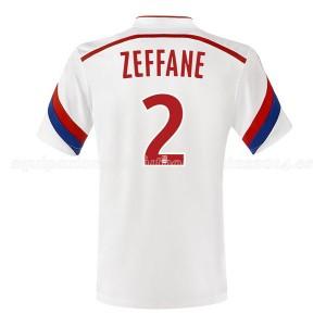Camiseta nueva Lyon Zeffane Primera 2014/2015
