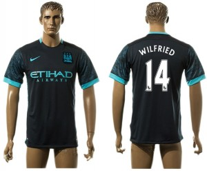 Camiseta de Manchester City Away 14# aaa version