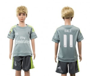 Camiseta nueva Real Madrid Ninos 11 Away 2015/2016