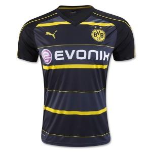 Camiseta nueva del Borussia Dortmund 16/17 Away