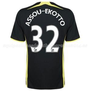 Camiseta nueva Tottenham Hotspur Assou Ekotto Segunda 14/15