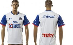 Camiseta nueva del Cruz Azul 2015/2016