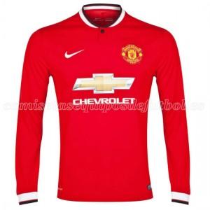 Camiseta Manchester United ML 1a 2014/2015
