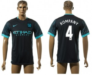 Camiseta nueva del Manchester City 4# aaa version Away