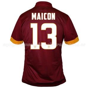 Camiseta nueva AS Roma Maicon Equipacion Primera 2014/2015