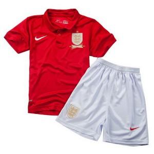 Camiseta Inglaterra de la Seleccion Segunda 2013/2014 Nino