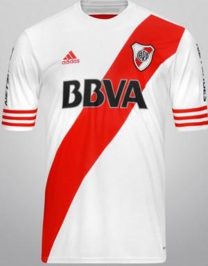 Camiseta nueva del River Plate 2015