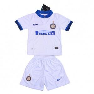 Camiseta nueva del Inter Milan 2013/2014 Equipacion Nino Segunda