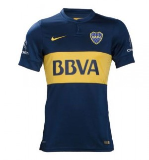 Camiseta nueva del Titular 2015 Match 10 CARLITOS Estampada