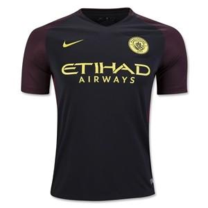 Camiseta nueva del Manchester City 2016/2017 Equipacion Segunda