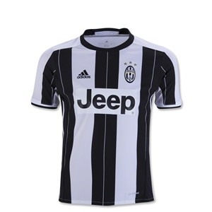 Camiseta Juventus Soccer Home 16/17 Ninos