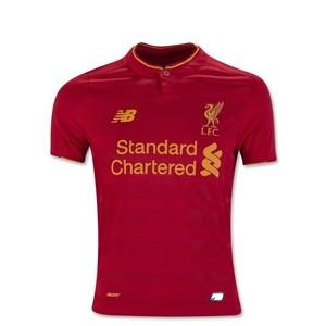 Camiseta Liverpool 2016/2017 Ninos