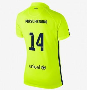 Camiseta Barcelona Segunda Equipacion 2013/2014 Nino