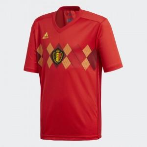 Juventud Camiseta del BELGIUM Home 2018