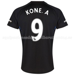 Camiseta del Kone.A Everton 2a 2014-2015