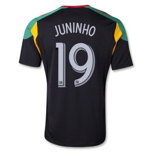 Camiseta del Juninho Los Angeles Galaxy Tercera 13/14