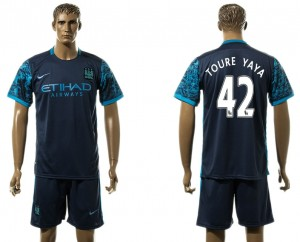 Camiseta nueva Manchester City 42# Away