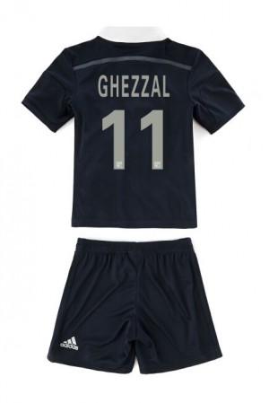 Camiseta nueva del Arsenal 2014/2015 Equipacion Rosicky Segunda