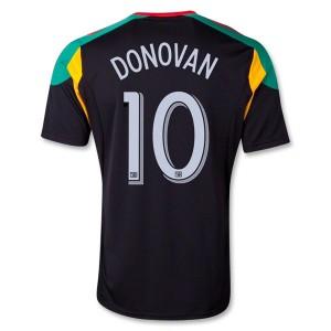 Camiseta nueva del Los Angeles Galaxy 13/14 Donovan Tercera