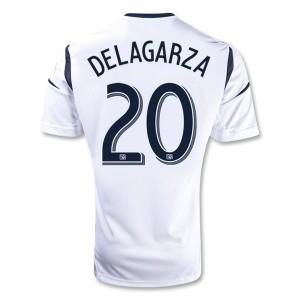 Camiseta del Delagarza Los Angeles Galaxy Primera 2013/2014