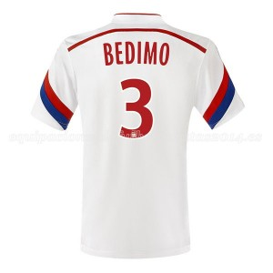 Camiseta del Bedimo Lyon Primera 2014/2015