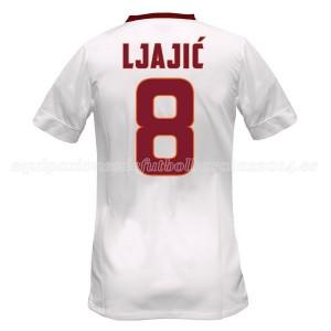 Camiseta AS Roma Ljajic Segunda Equipacion 2014/2015