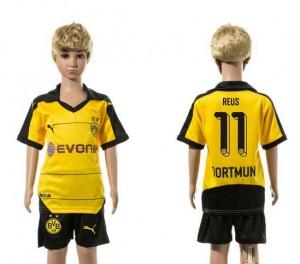Camiseta nueva Borussia Dortmund Ninos 11 2015/2016