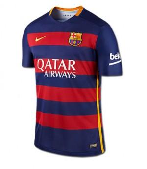 Camiseta nueva Barcelona Equipacion Primera 2015/2016