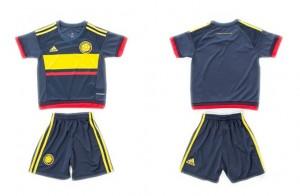 Camiseta Colombia 2015/2016 Ninos
