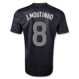 Camiseta del J Moutinho Portugal de la Seleccion Segunda 2013/2014
