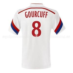 Camiseta de Lyon 2014/2015 Primera Gourcuff