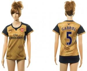 Camiseta nueva del Arsenal 5# Away