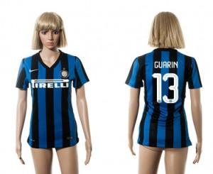 Camiseta Inter Milan 13 2015/2016 Mujer