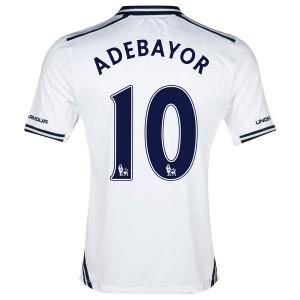 Camiseta nueva Tottenham Hotspur Adebayor Primera 2013/2014