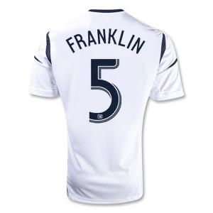 Camiseta nueva Los Angeles Galaxy Franklin Primera 2013/2014