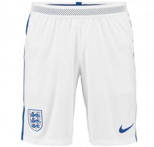 Shorts Inglaterra (Blanco) Home 2016-2017