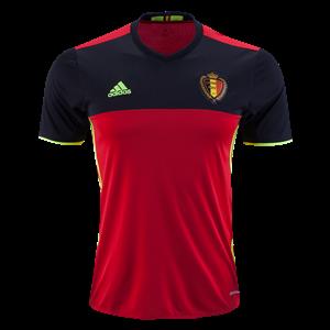 Camiseta nueva del Belgium 2016 Equipacion Primera