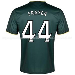 Camiseta Celtic Fraser Segunda Equipacion 2014/2015