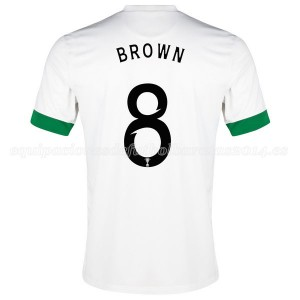 Camiseta de Celtic 2014/2015 Tercera Brown Equipacion