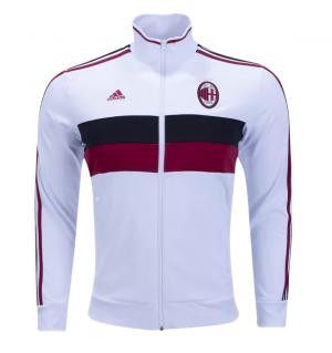 3 rayas abrigo deportivo nueva del AC Milan 2017/2018