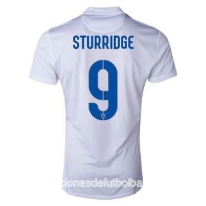 Camiseta nueva Inglaterra de la Seleccion Sturridge Primera WC2014
