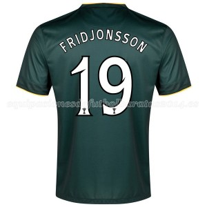 Camiseta de Celtic 2014/2015 Segunda Fridjonsson Equipacion
