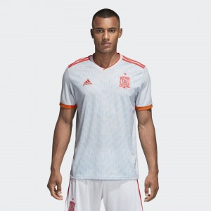 Camiseta nueva del SPAIN 2018 Away