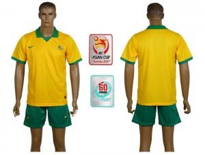 Camiseta del Australia de la Seleccion Primera