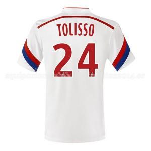 Camiseta de Lyon 2014/2015 Primera Tolisso