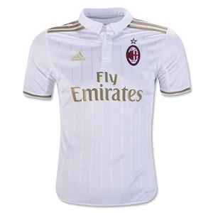Camiseta nueva del AC Milan 2016/2017 Away