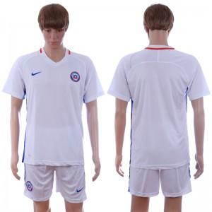 Camiseta nueva Chile 2016/2017