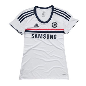 Camiseta Chelsea Segunda Equipacion 2013/2014 Mujer