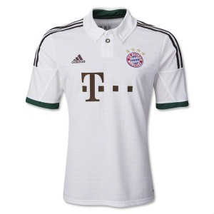 Camiseta nueva del Bayern Munich 2013/2014 Equipacion Tercera